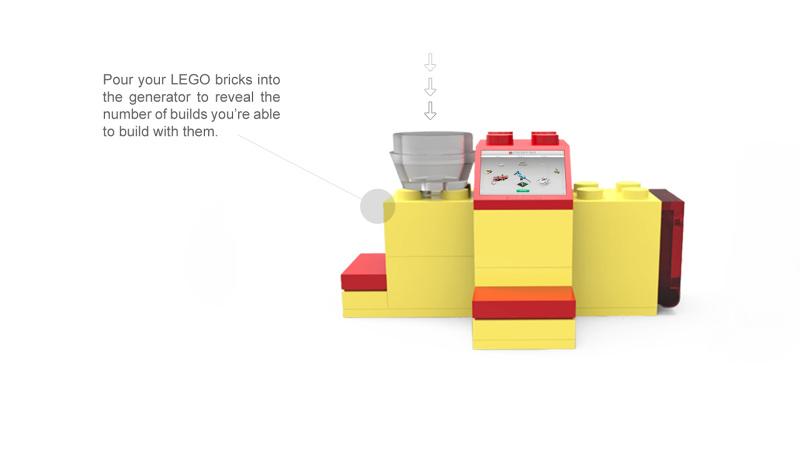 LEGO Generator - simon Kraft