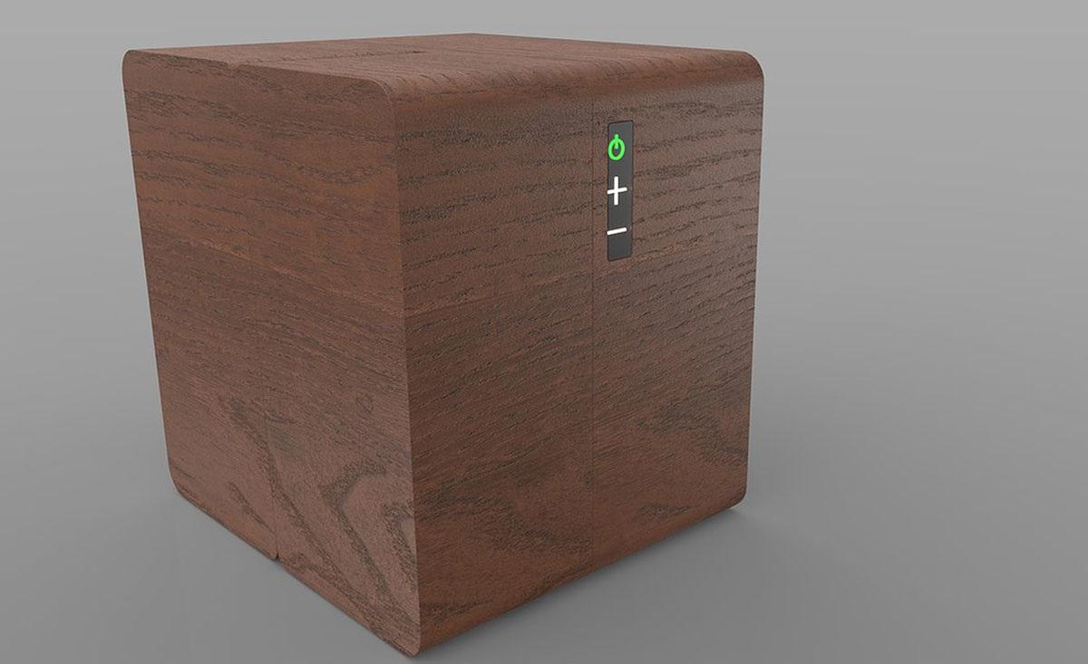 cube speaker design